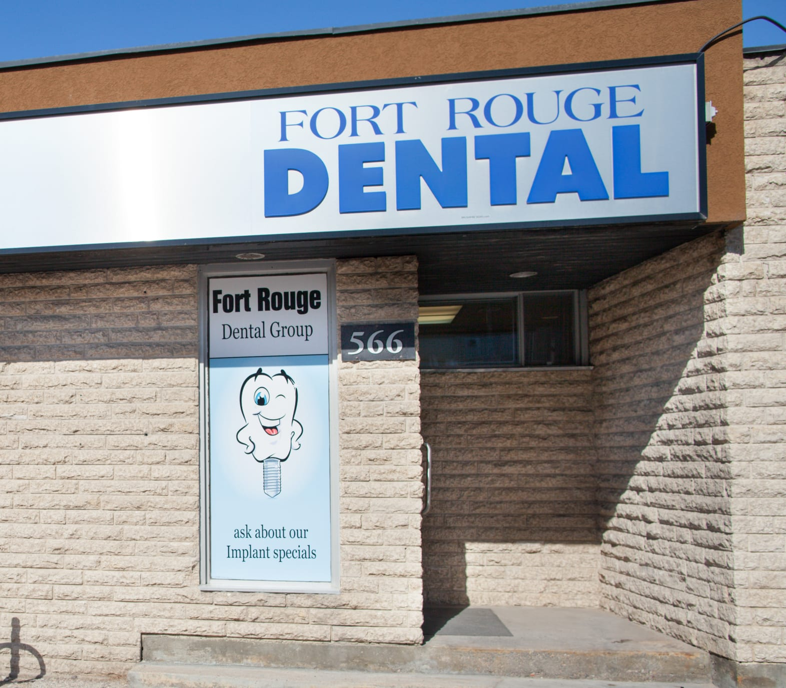 Fort Rouge Dental Group Dentists, Winnipeg
