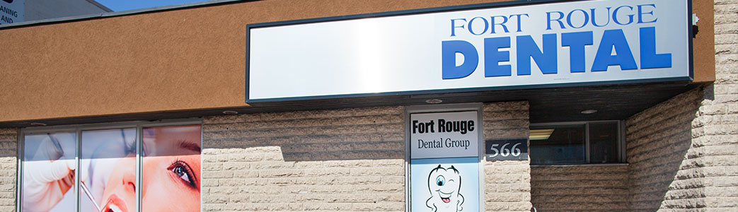 Contact Us | Fort Rouge Dental Group