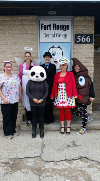 Fort Rouge Dental Group, Halloween, Winnipeg Dentist